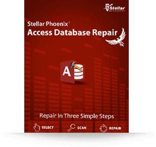 Stellar Access Database Repair