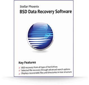 Stellar BSD Data Recovery
