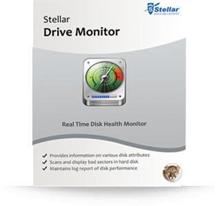 Stellar Drive Monitor