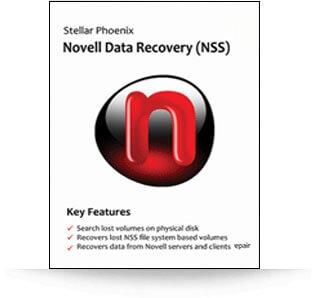 Stellar Novell Data Recovery (NSS)