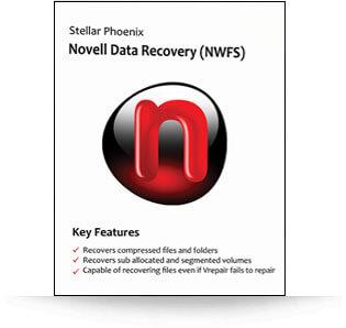Stellar Novell Data Recovery (NWFS)